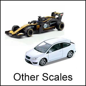 Other Die-cast Scales