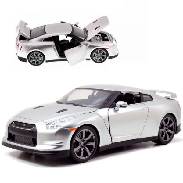 Brian's Nissan R35 GT-R From Fast & Furious Series