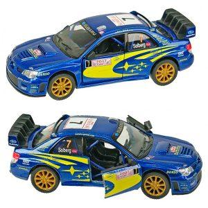 Kinsmart Subaru Impreza WRC 2007