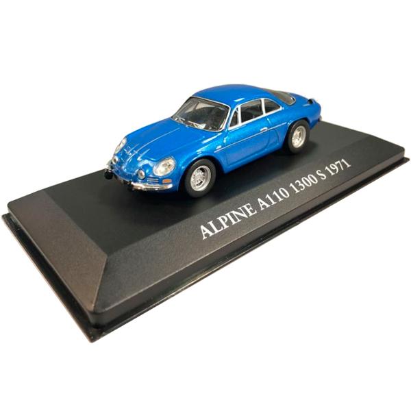 Alpine A110 1300S 1971 Blue