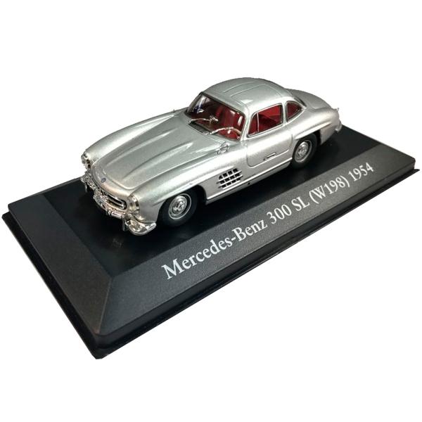 Mercedes Benz 300SL W198 1954 Silver