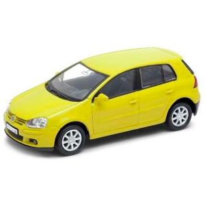 Volkswagen Golf Mk5 Yellow