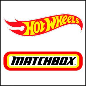 Hot Wheels & Matchbox