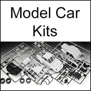 Model Kits - Cars