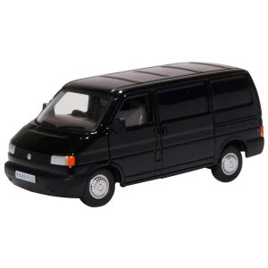 Oxford Diecast VW T4 Van Black