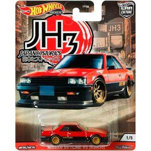 Hot Wheels Japan Historic 3 Nissan Skyline RS