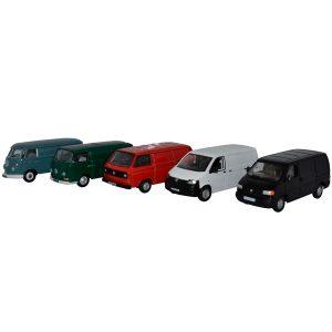 Oxford 5 Piece VW Van Set