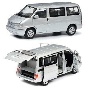VW T4b Caravelle Silver